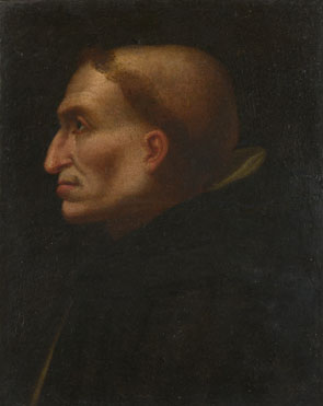 Savanarola, Florentine Portrait
