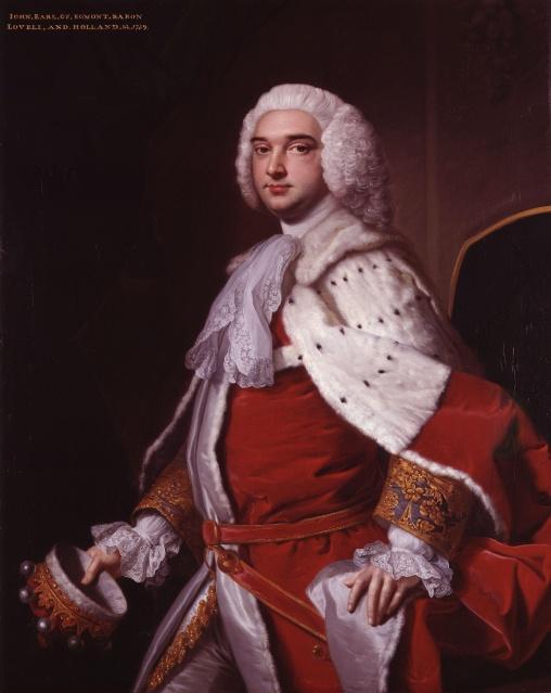 John Perceval, Earl of Egmont