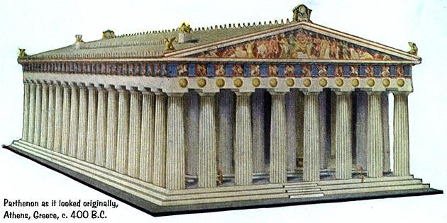 Parthenon Original