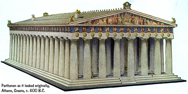 Parthenon Original