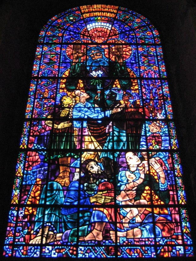 Christ in Glory, Canterbury Cathedral