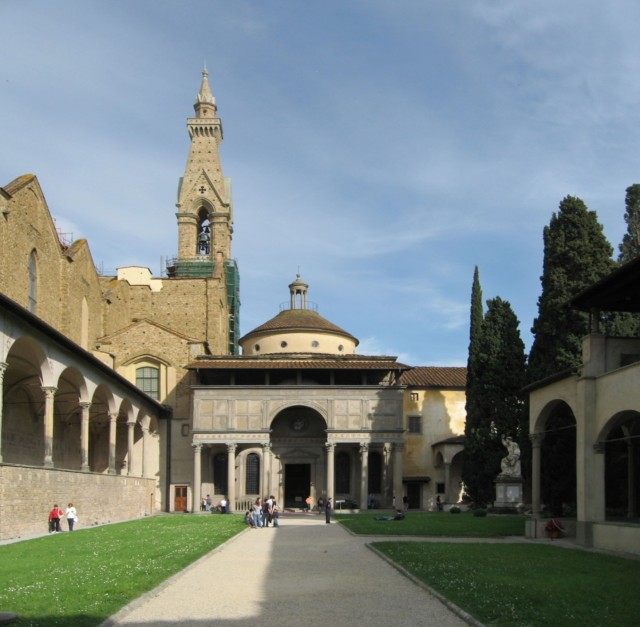 The Pazzi Chapel