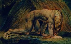 Blake, Nebuchadnezzar