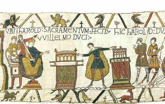 Harold's Oath